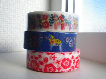 セリア マスキングテープ1