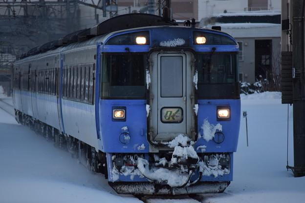写真: キハ183系1550番台 オホーツク