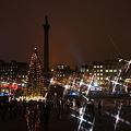 Photos: トラファルガー広場のクリスマス