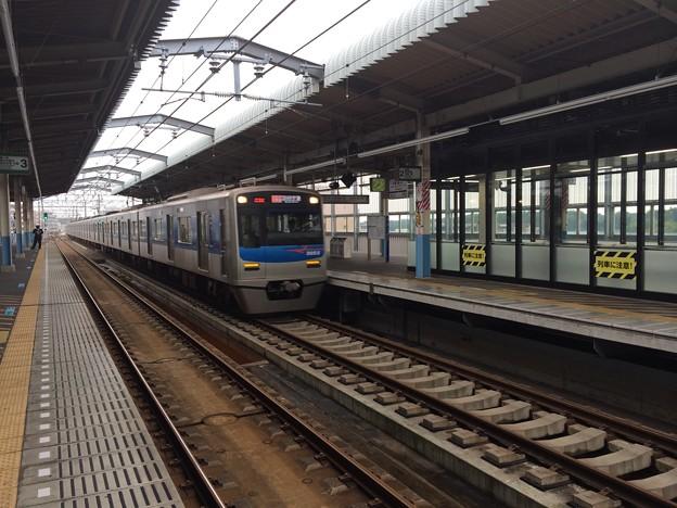 京成3050形 1202Kアクセス特急羽田空港行き