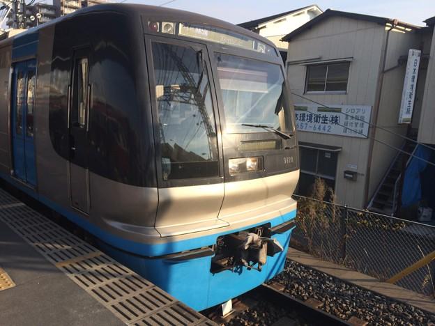 北総鉄道(千葉ニュータウン鉄道)9100形9128F 普通羽田空港行き