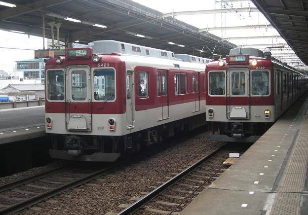 近鉄電車 04