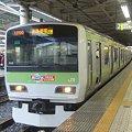 写真: 山手線223系@上野駅