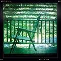Photos: A Chair through the Shade