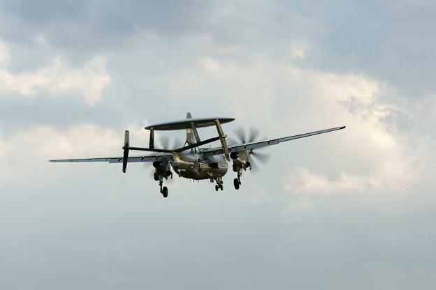 E-2C Hawkeye LIVERTY BELLS NF600(165817) CAG
