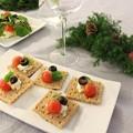 クリスマスレシピ(グラハムクラッカー)