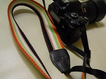 【ARNUVO】 アルヌボ カメラストラップ ヴェネツィア