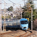 写真: 小田急ロマンスカー MSE