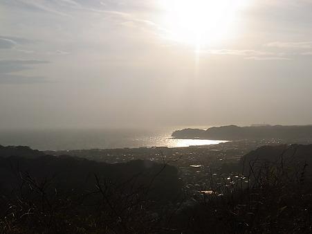 衣張山からの眺め