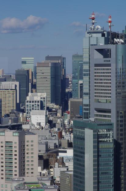 新橋・東京駅方面