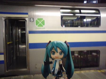 ミク:「では成田空港に向かいます。第2ターミナルですから、間違え...