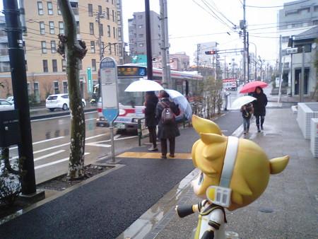 ▲新代田駅 13:18 → 馬込銀座 13:51 バス (東急[森91]系統) レン:...