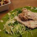 Photos: 蒸し鶏サラダ