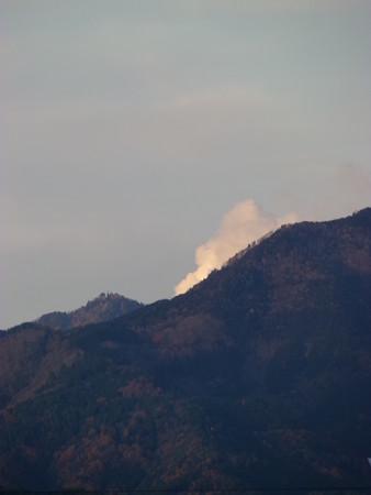 御嶽山噴煙05