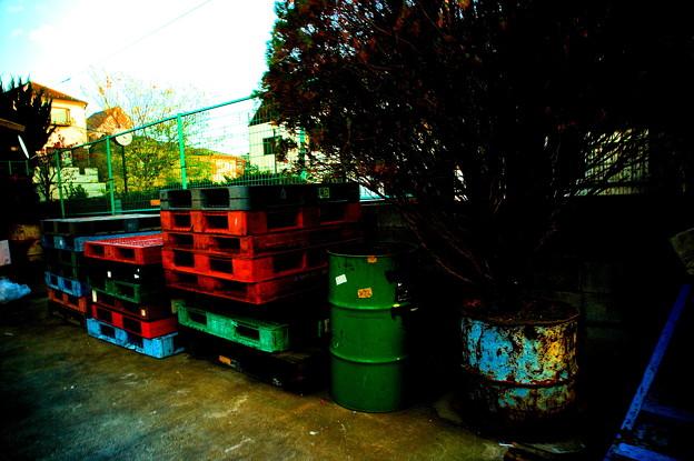 【2014秋のコンクール】無機質の彩り