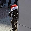 銀座天賞堂のクリスマス-頭隠して尻隠さず2-DSC_3735