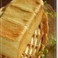 高加水☆紅茶の食パン