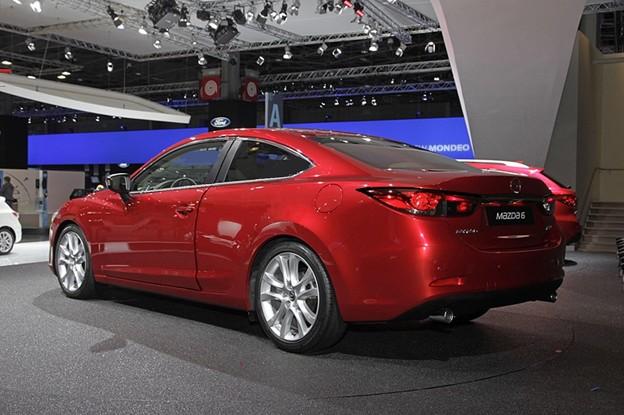 Mazda6 Coupe