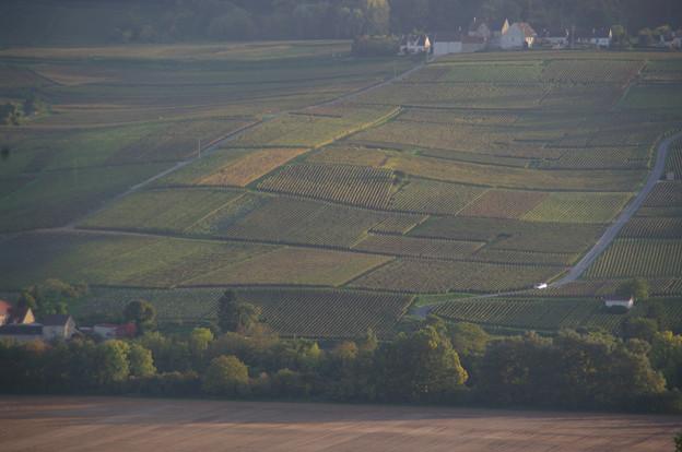 マルヌ渓谷の秋