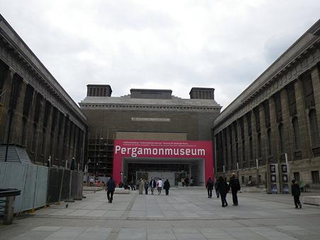 世界遺産ペルガモン美術館