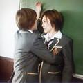 Photos: びっくりかいちゃん壁ドン2