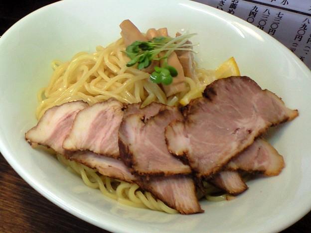 103-1「らー麺 塩や」柚子つけ麺2