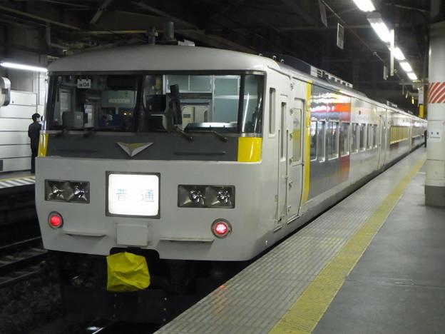 高崎線 185系 普通表記