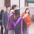 香港の学生たち
