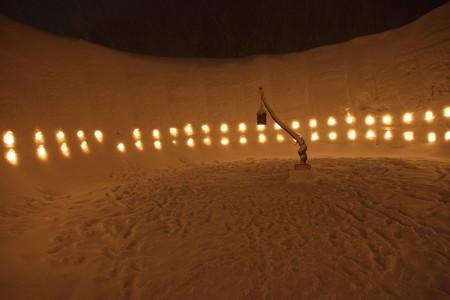 雪旅籠メイン会場