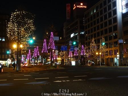 141223-大阪 御堂筋イルミネーション (50)