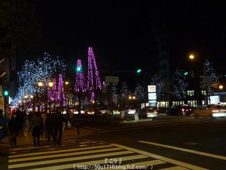 141223-大阪 御堂筋イルミネーション (52)