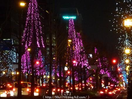141223-大阪 御堂筋イルミネーション (54)