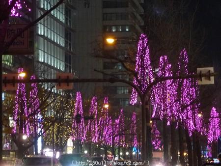 141223-大阪 御堂筋イルミネーション (96)