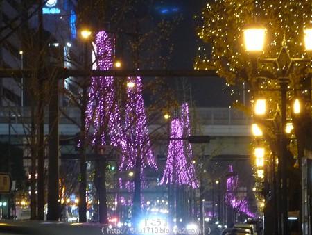 141223-大阪 御堂筋イルミネーション (108)