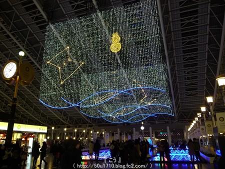 141223-大阪駅 時空の広場 (3)