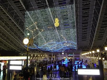 141223-大阪駅 時空の広場 (4)