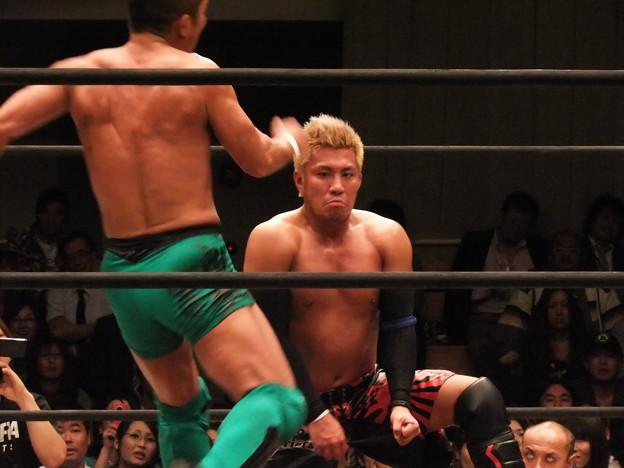 ドラゴンゲート オープン・ザ・ドリームゲート選手権 望月成晃vs戸澤陽 20111012 (12