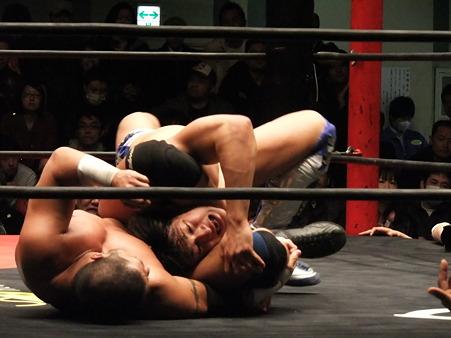DDTプロレス 後楽園ホール 20110327 (45)