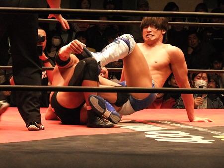 DDTプロレス 後楽園ホール 20110327 (38)