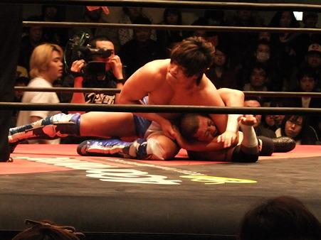 DDTプロレス 後楽園ホール 20110327 (37)