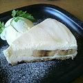 写真: cafe may にて、2011/7/132