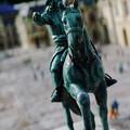 Photos: 騎馬像