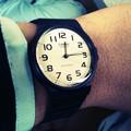 Photos: 仕事用腕時計はCASIOのMQ24