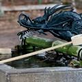 神明社の浄水所