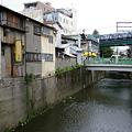 Photos: IMGP8630+1 妙正寺川を望む