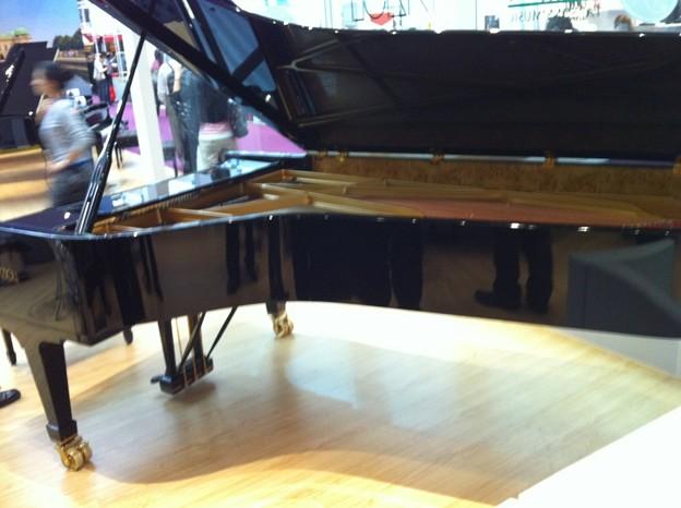 Photos: ファツオーリピアノ