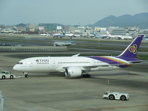 タイ国際 B787-8 HS-TQB  1