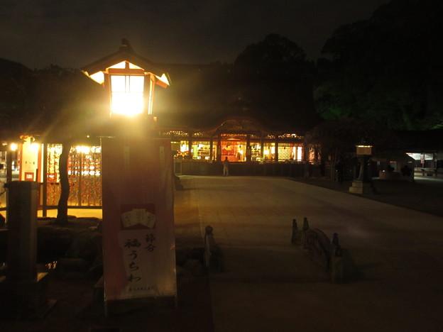 夜の太宰府天満宮 3