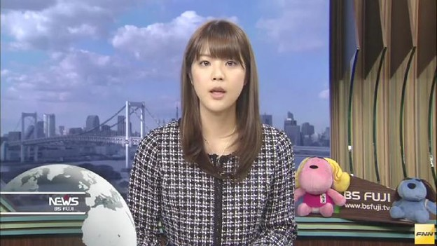 久代萌美アナ