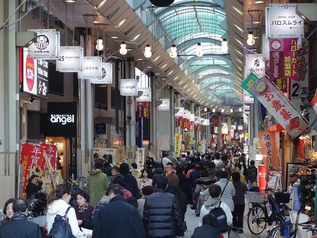 ハッピーロード大山商店街 (板橋区大山町)